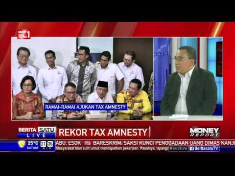 Money Report: Rekor Tax Amnesty # 1