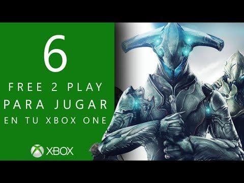 6 juegos GRATIS que DEBES jugar en Xbox One