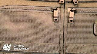 Tumi Alpha 2 Wheeled Carry-On Garment Bag - 022037D2 Overview