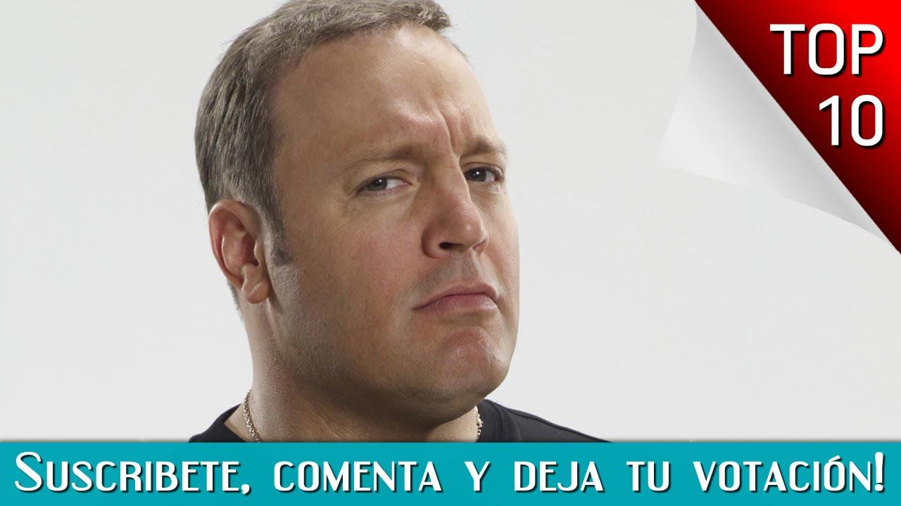 Las 10 Mejores Peliculas De Kevin James Youtube