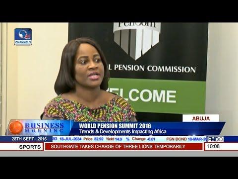 World Pension Summit: Trends & Developments Impacting Africa