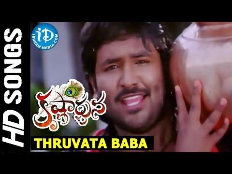 Krishnarjuna - Thruvata Baba video song || Nagarjuna || Vishnu || Mamta Mohandas