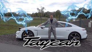 Körmondatok sikítófrásszal - Porsche Taycan Turbo, Turbo S - 2019.