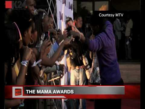 KENYAN MUSICIANS WIN THREE AWARDS AT MTV AFRICA MUSIC AWARDS