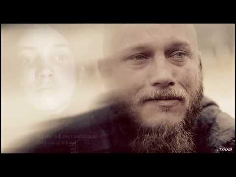 """""""Vikings"""" Ragrar Lothbrok & Gyda Lothbrok s02ep01"""