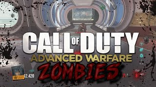 Call Of Duty: Exo Zombies 'DESCENT' First Run Playthrough! (Part 3)