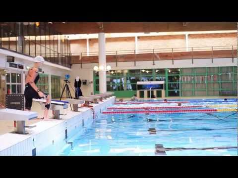 Qualisys Underwater Motion Capture