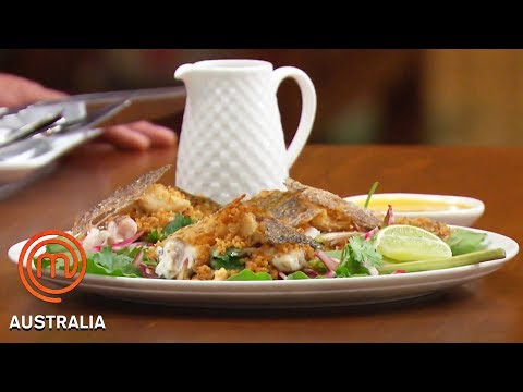 How To Cook With Leftovers! | MasterChef Australia | MasterChef World