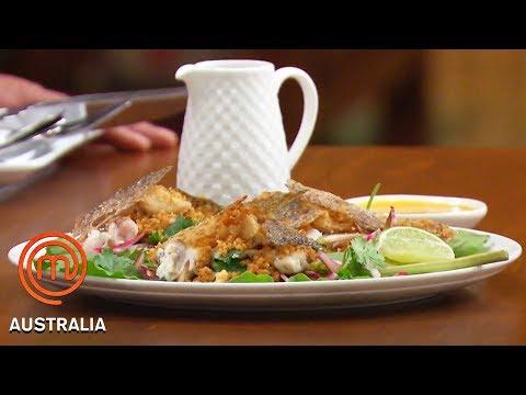 How To Cook With Leftovers! | MasterChef Australia | MasterChef World