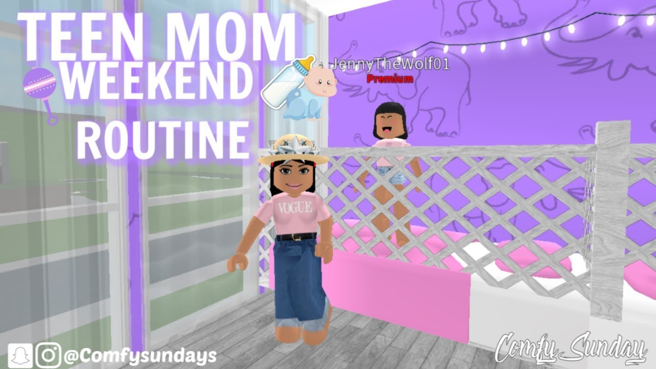 Comfy Sunday Roblox Character Bloxburg Break In Challenge Part 6 By Ileahxo