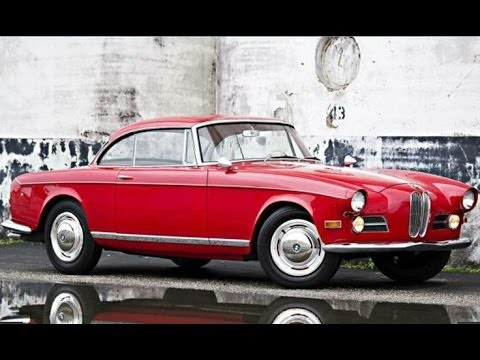 1957 Bmw 503 Coupe Youtube