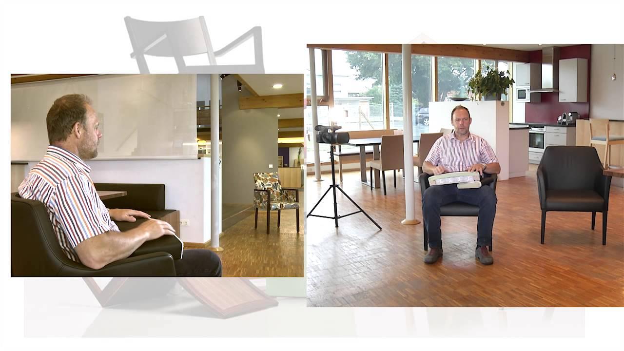 Längle Hagspiel Stuhl Tisch Und Bank Aus Massivholz Youtube