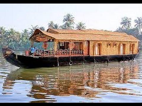 alappuzha boat house | alleppey backwaters, kerala