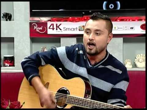 Kamal K Chhetri - I Love You and Timrai Mayale (Unplugged/Live)