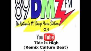 89 DMZ Tide is High (Remix Culture Beat) - Angelina