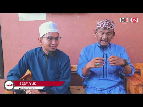 Jauhi Hiburan Yang Lara! - Ebby Yus Mula Dekati Islam