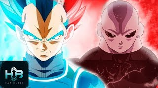 Vegeta Vs Jiren Rap Español Dragon Ball Super Hat Black Game