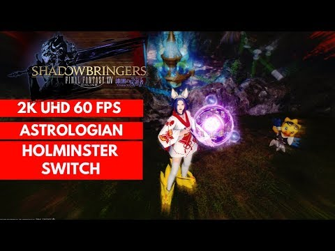 Repeat FFXIV Shadowbringers: LvL 80 Dungeon - The Twinning