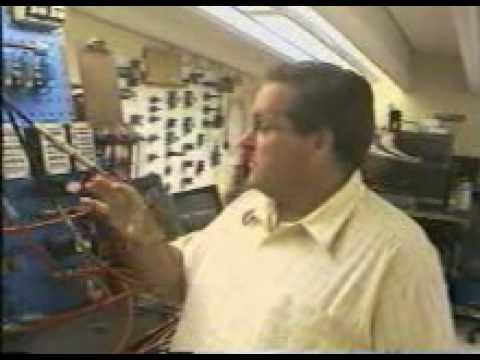 Algonquin College - Robotics - Fluid Power