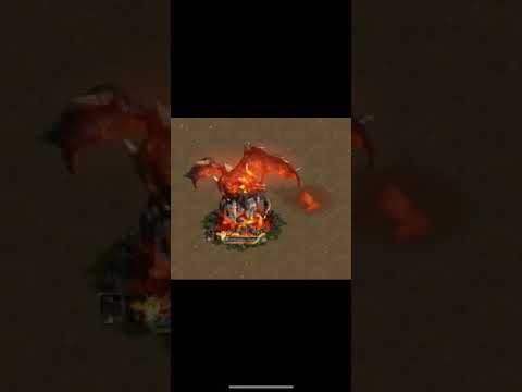 Clash Of Kings: New Castle Skin! Fire Dragon! Looks Amazing! How Much Will It Cost... Too Much