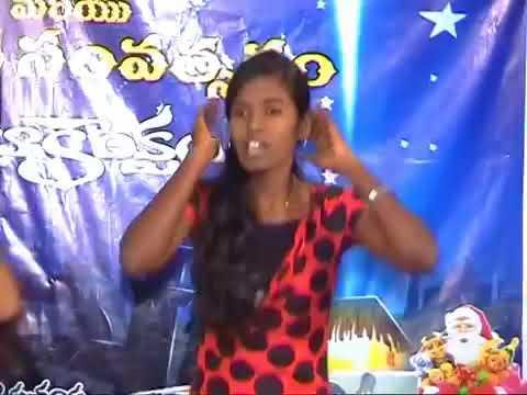 Kaisa suhana mousam hai logo - Telugu Christian song - Dance by Vathsala param NJM