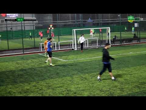 Tuzla Buzz (4) (1) AtleticomarlboroFC / ISTANBUL / iddaa Rakipbul Ligi 2018