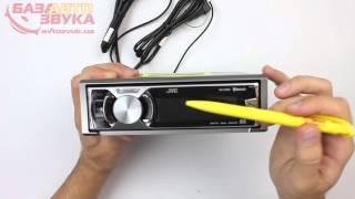 Автомагнитола JVC KD-X70BTEY с двумя USB разъемами и поддержкой iPod/iPhone Обзор avtozvuk.ua