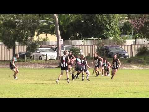 Rossmoyne U16s 2012 - VIDEO Round 13 v Canning Vale