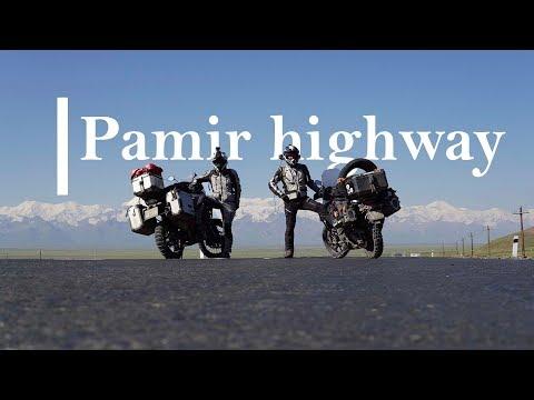 Motorcycle ride to the Pamir Highway | Wakhan corridor | KTM 1190 & Suzuki V-Strom 1000