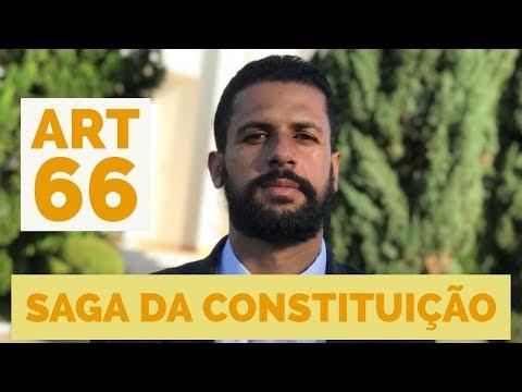 Sanção ou veto - artigo 66 CF