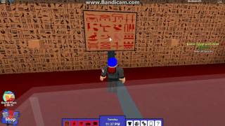 ROBLOX Around The World EVENT / Dory Hieroglyph - RoCitizens