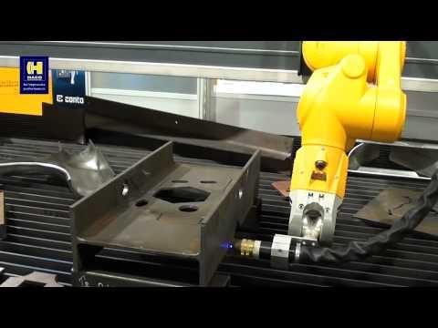 HACO COMBICUT CNC PLASMA