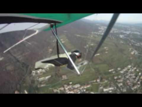 Volo In Deltaplano, Bassano Del Grappa - Gopro Camera