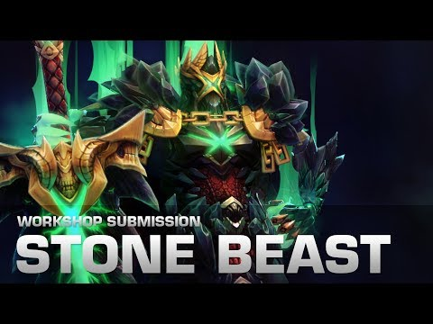Dota 2 Stone Beast (Wraith King Set - Collector's Cache Submission) thumbnail