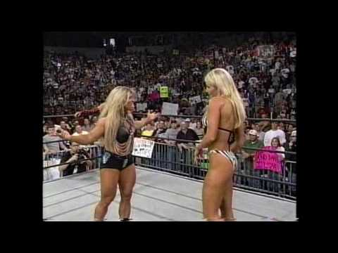 Torrie Wilson Special Guest Referee