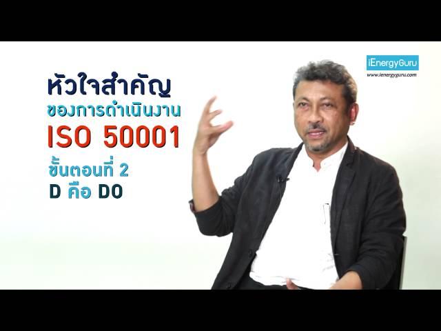 ISO 50001 และกระบวนการ PDCA คืออะไร