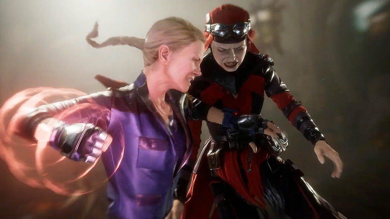 Sonya Blade Mortal Kombat 11