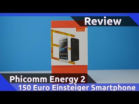 Phicomm Energy 2 (Test) Qualcomm MSM8909, 16 GB Speicher,  2 GB Ram