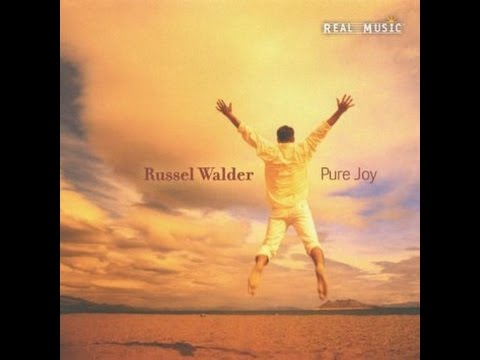 "Russel Walder: ""Faith Embrace"", en estudio, año 2002."