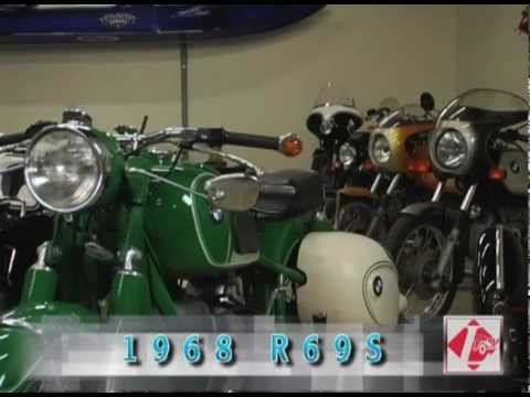 Vintage BMW Motorcycles.mov