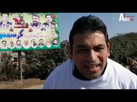 "Munib Ashfaq: Inviato ""Speciale"" di CAM in Pakistan"