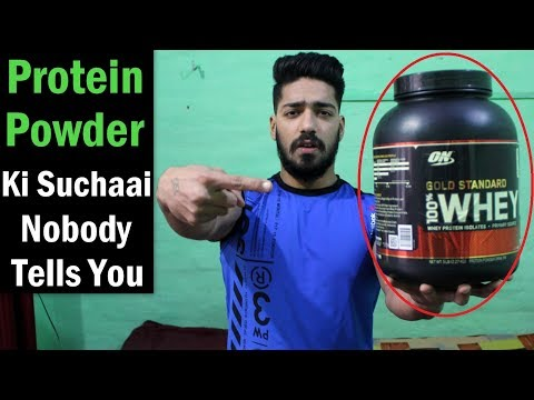 Nobody Tells You This About Protein Powder | The Truth !!