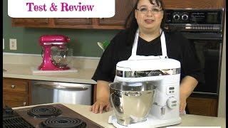Cuisinart Stand Mixer 5.5 Quart SM-55 Test & Review | Amy Learns to Cook