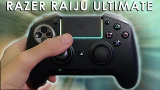 Razer Raiju Ultimate | TEST | La meilleure manette sans-fil PS4 ?