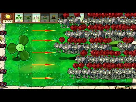 799 Balloon Zombie vs 1 Blover Epic Plants Hack Zombies 100%