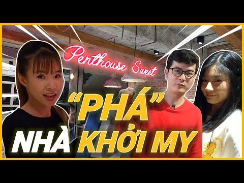 Penthouse Quận 8 của chị Khởi My có gì HOT ?   Win.D Vlog