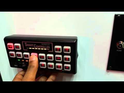 Federal Signal Smart Siren/Rumbler Demo