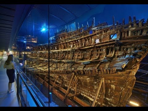 Conserving the Mary Rose