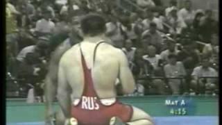 Wrestling FS Summary from Atlanta Olympics