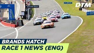 Highlights Race 1 - DTM Brands Hatch 2018